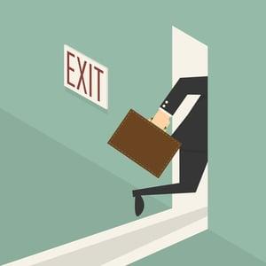 business-exit