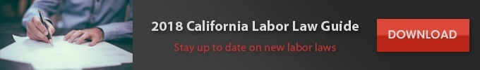 free 2018 california labor law guide